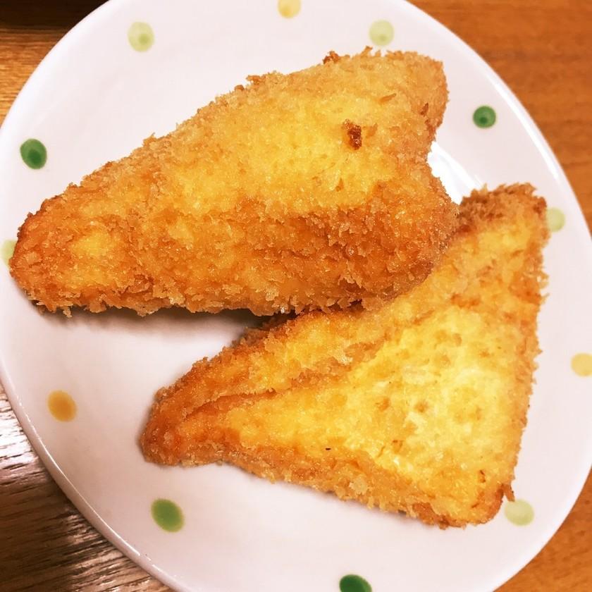ボリュームおかず☆はんぺんチーズフライ