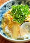 鶏ササミと野菜のヘルシースープご飯