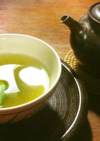 緑茶+バジル