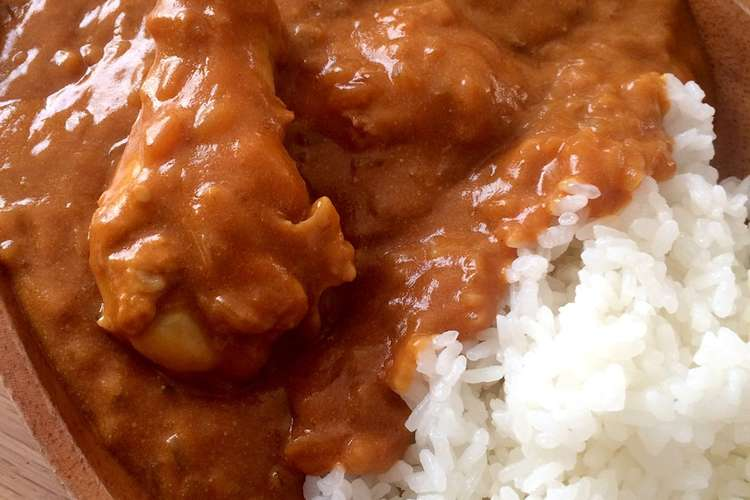 レシピ チキン 人気 カレー