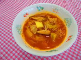 熱く燃えろ!!Cスープ