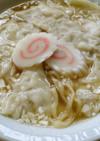 喜多方*ワンタン麺!