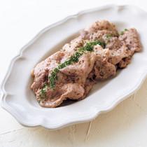 豚肉のハニーマスタード