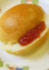 トマトジャムパン【保育園給食】