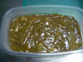 豆腐と大根のヘルシーカレー