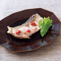 白身魚の梅干しマリネ