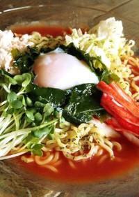 簡単 冷やし中華のタレ/トマトだれ