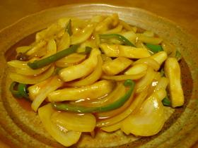 ◎かじきの野菜たっぷり甘酢炒め