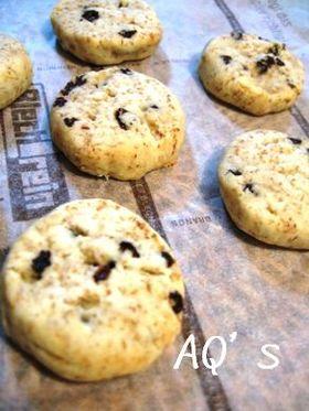 ♡素朴なカレンツクッキー♡
