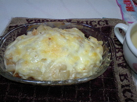 キャンベルスープ ドリア