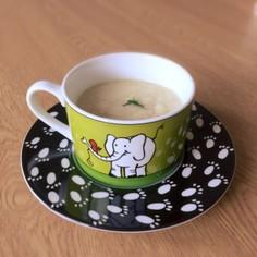 じっくり炒めたカリフラワースープ