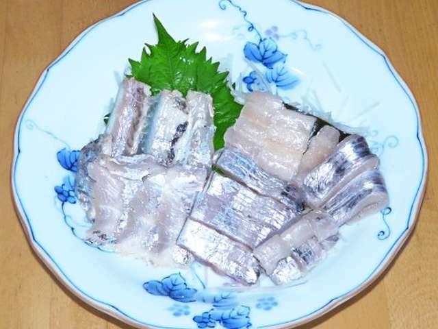 太刀魚 アニサキス