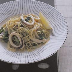 いかわたスパゲティ