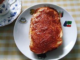 塩キャラメル☆トースト