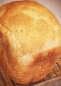 白神こだま酵母少なめの酒粕入りパン♪