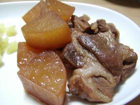 豚と大根のさっぱり煮