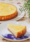 生クリーム不使用*ベイクドチーズケーキ