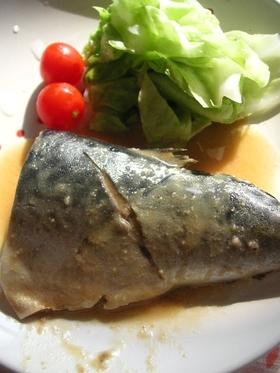 簡単♪鯖のさっぱり味噌煮
