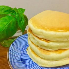 ふんわり♡厚みのある幸せパンケーキ