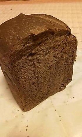 ミルクココア食パン