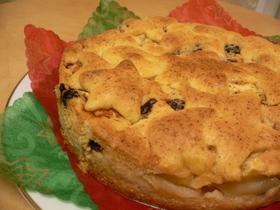 鍋で作る!?イギリス流アップルケーキ
