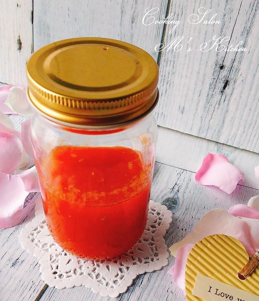 手作りしたい♡完熟トマトのジャム