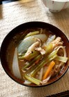 韓国風スープ春雨♪