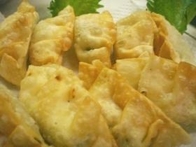 香りの・揚げチーズ餃子