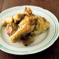 鶏手羽元のカレーマリネ