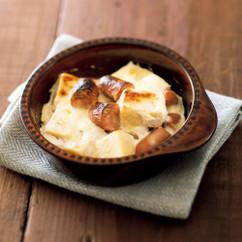 高野豆腐のヨーグルトマリネ