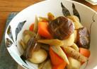 あっさり美味しい♪野菜の煮物