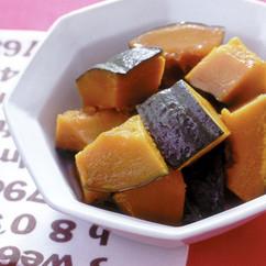 かぼちゃの煮もの