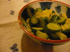 あっという間にもう1品残り物野菜のナムル