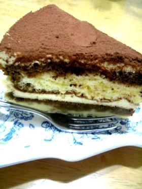 大人な味* ティラミスケーキ