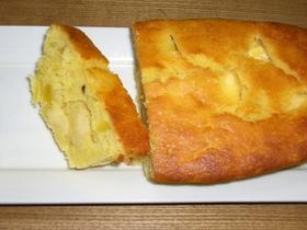 スイートポテトアップルケーキ