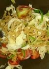 茹で干し大根の中華サラダ