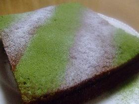*和。ちょこケーキ*