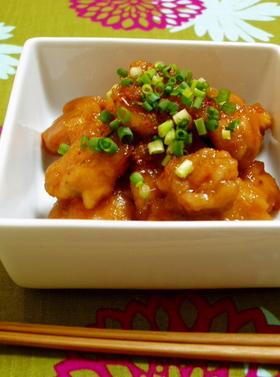 鶏胸ソテーの中華風