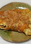 トロふわ!フライパンで山芋の鉄板焼き!