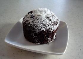 雪山チョコケーキ