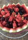 夏のフルーツ盛合せ
