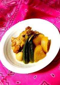 鶏肉のカンタン黒酢さっぱり煮