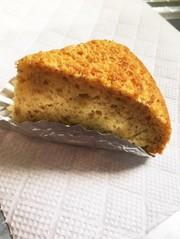 簡単バナナケーキの写真
