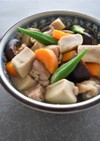 高野豆腐の炊き合わせ(煮物)