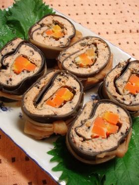 旨みたっぷり♪鮭の昆布巻きさっぱり煮