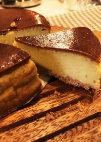 濃厚♡大人好みな抹茶ベイクドチーズケーキ