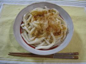 酢うどん(゜Д゜)