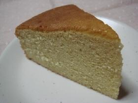 コーンフラワーの入ったパウンドケーキ