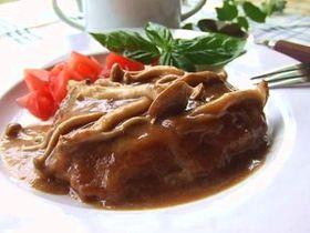 つなぎが高野豆腐の長芋レンコンハンバーグ