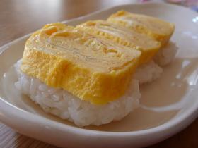 マヨたまご寿司♪